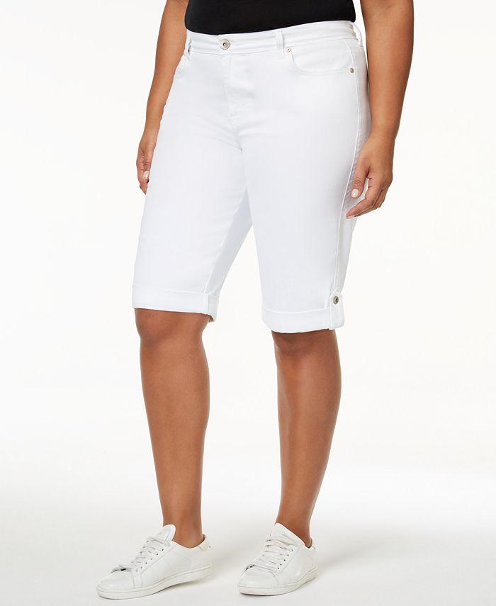 Style & Co - Plus Size Bermuda Shorts