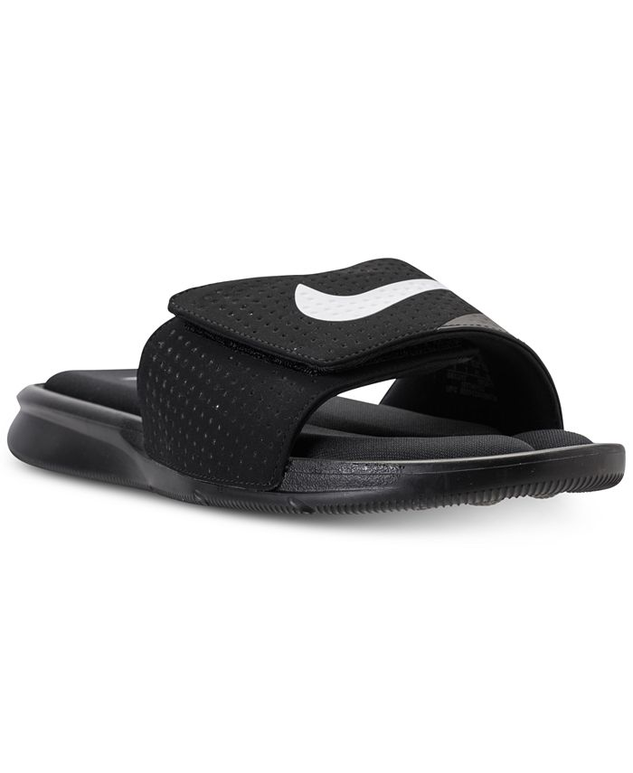 Nike Men S Ultra Comfort Slide Sandals From Finish Line Reviews Macy S