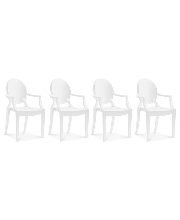 Zuo - Anime Dining Chair (Set Of 4)