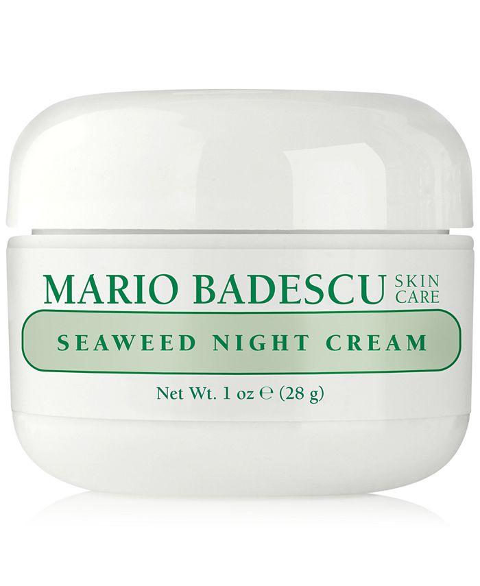 Mario Badescu - Seaweed Night Cream, 1-oz.