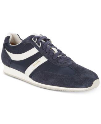 Orlando Low-Profile Nylon Mix Sneakers