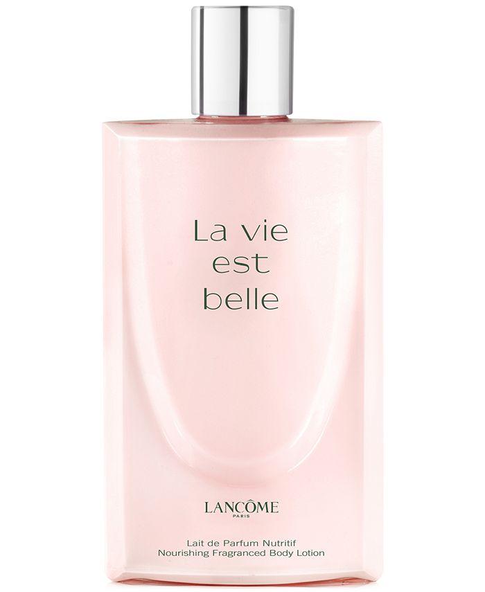 Lancôme La Vie Est Belle Body Lotion 6 7 Oz Reviews Skin Care Beauty Macy S