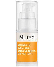 Murad Essential-C Eye Cream Broad Spectrum SPF 15   PA++, 0.5 fl. oz.