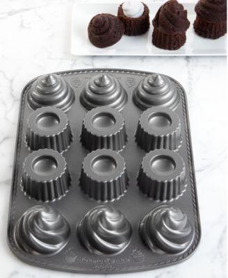 Nordicware Cupcake Pan, Cream Filled Cupcakes