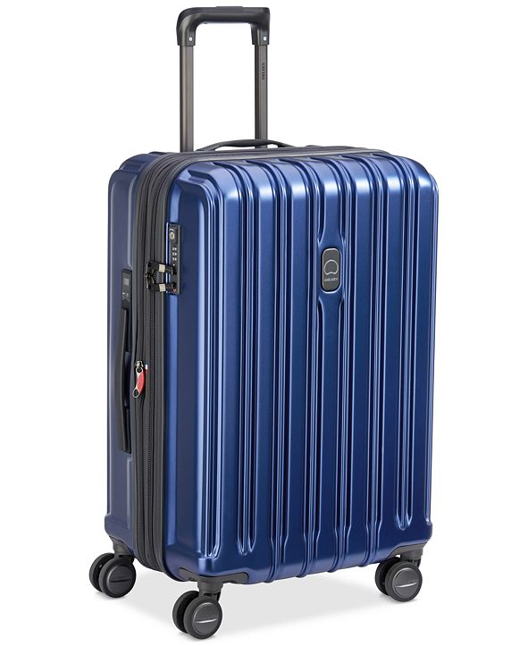 """Delsey ConnecTech 25"""" Expandable Spinner Suitcase, Created for Macy's"""