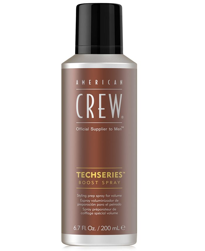 American Crew - Techseries Boost Spray, 6.7-oz.