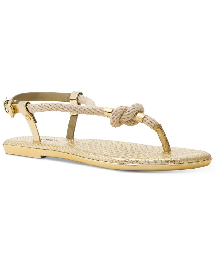 Michael Kors - Holly Flat Jelly Sandals
