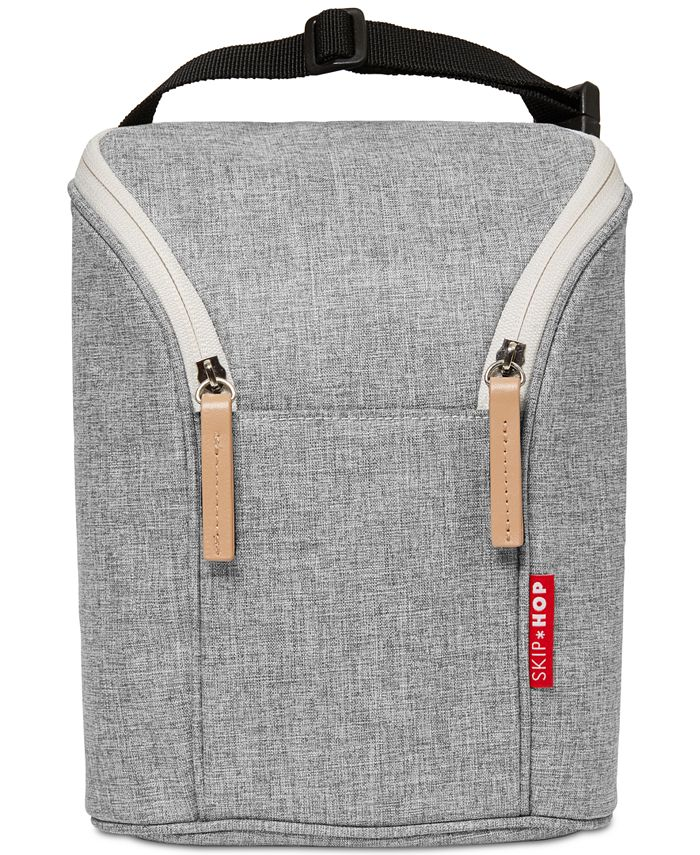 Skip Hop - Grab & Go Double Bottle Bag