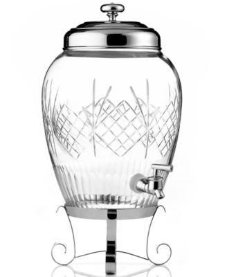 CLOSEOUT! Godinger Serveware, Charleston Beverage Dispenser