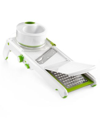 Progressive Mandoline with Grater