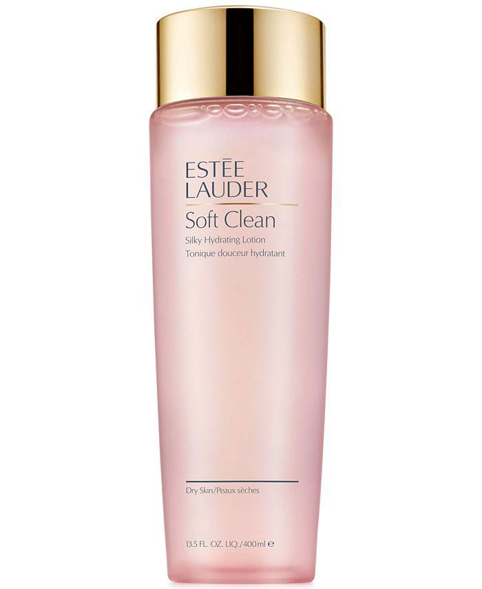 Estée Lauder - Soft Clean Silky Hydrating Lotion Toner, 13.5-oz.