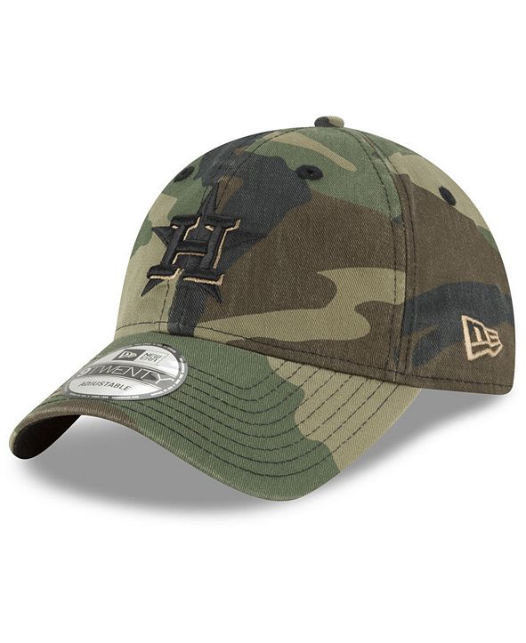 New Era Houston Astros Camo Core Classic 9TWENTY Cap
