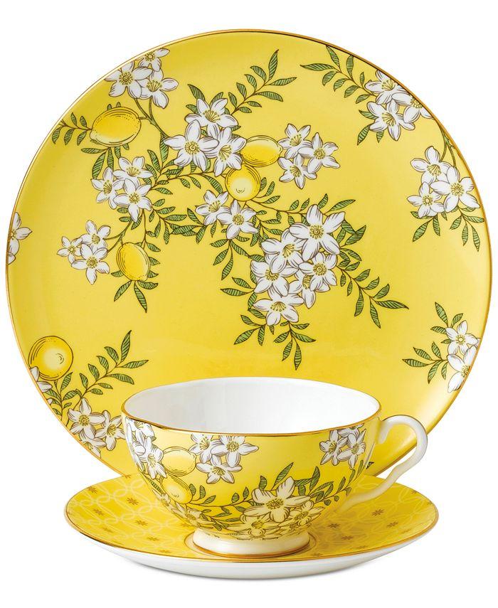 Wedgwood - Tea Garden Lemon & Ginger 3-Pc. Set
