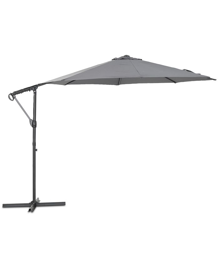 Noble House - Talia Canopy Umbrella, Quick Ship