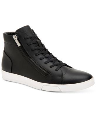Calvin Klein Men's Berke Leather High
