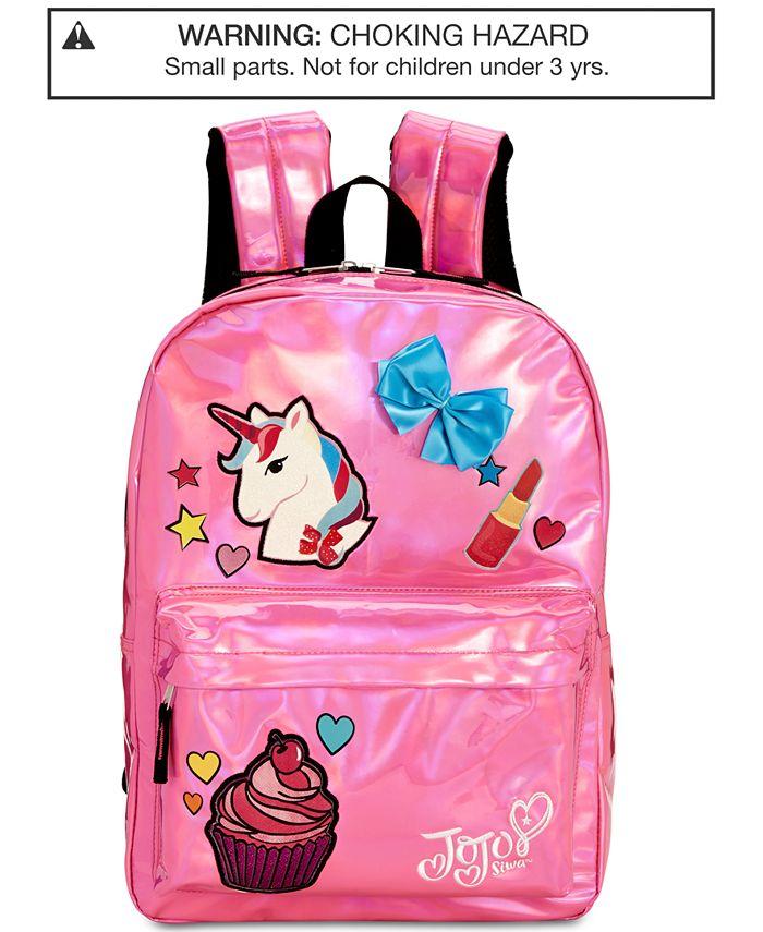 Nickelodeon - Little & Big Girls Jo Jo Siwa Backpack