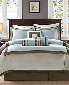 Madison Park Genevieve 7-Pc. California King Comforter Set