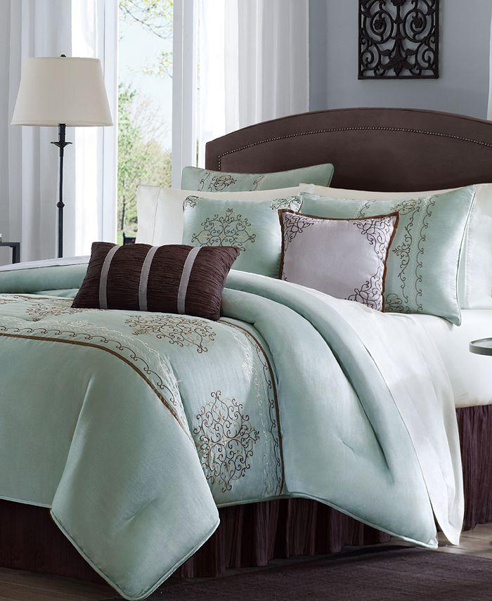 Madison Park - Brussel 7-Pc. King Comforter Set