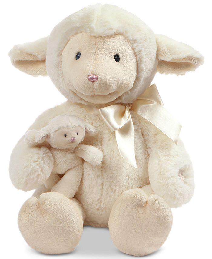 Gund® - Baby Boys or Girls Nursery Time Plush Lamb