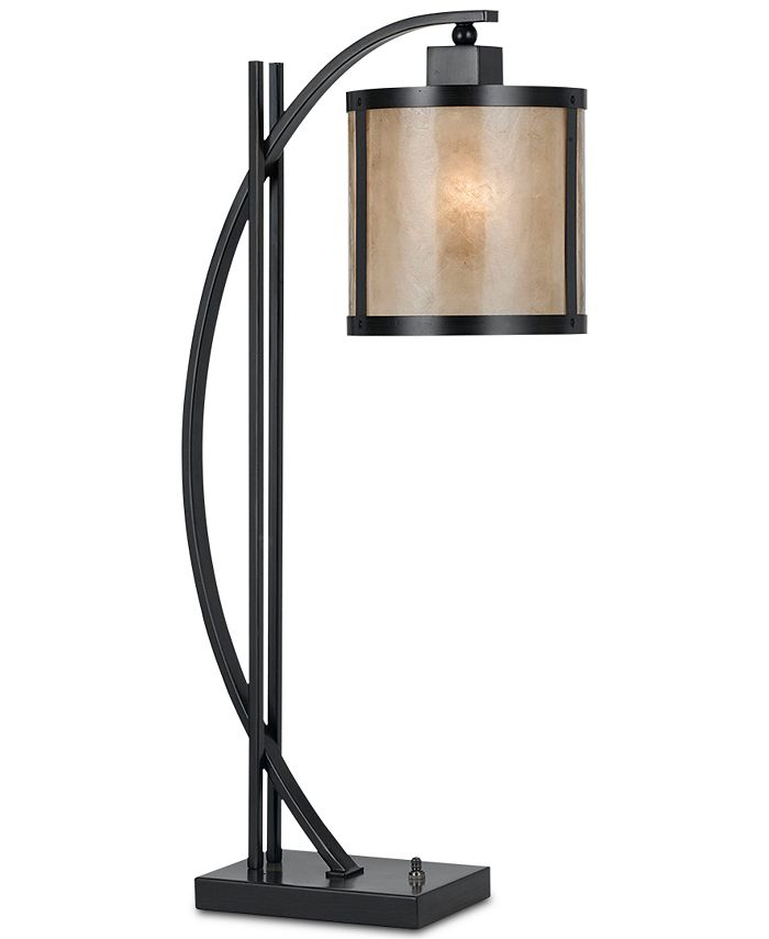 Cal Lighting - 60W Mica Table Lamp