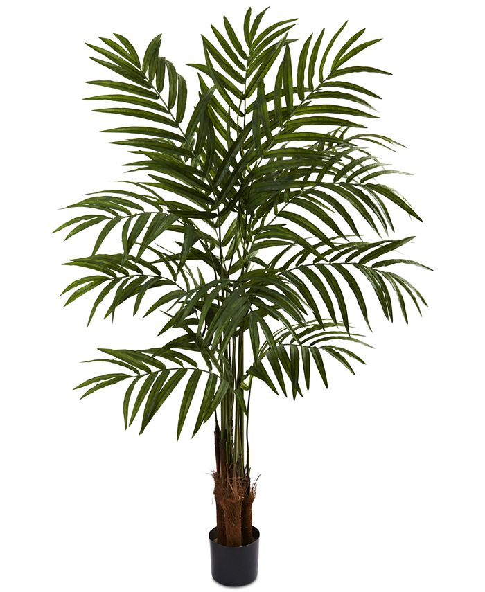 Nearly Natural - 5' Artificial Big Palm Tree