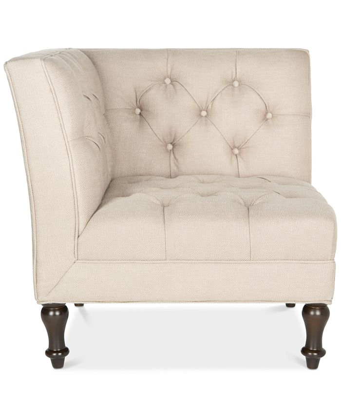 Safavieh - Nolan Accent Chair, Quick Ship
