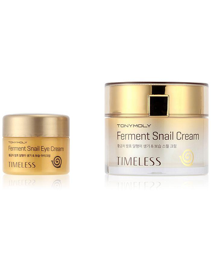 TONYMOLY - Timeless Ferment Snail Cream