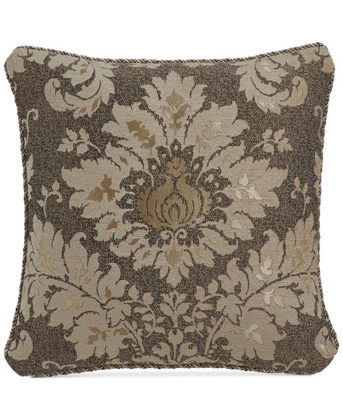 """Croscill - Nerissa 18"""" Square Decorative Pillow"""