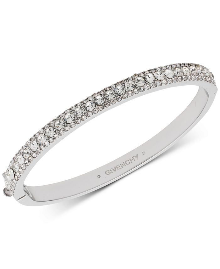 Givenchy - Crystal Bangle Bracelet