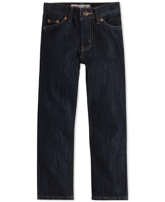 Levi's - 511™ Husky Boys Slim-Fit Jeans