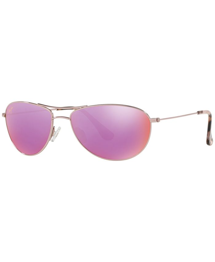 Maui Jim - Sunglasses, 245 BABY BEACH 56