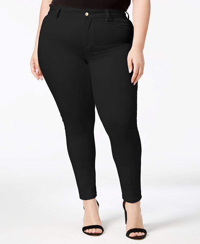 Calvin Klein - Plus Size Straight Leg Career Pants