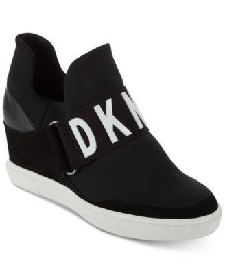 DKNY Cosmos Wedge Sneakers \u0026 Reviews