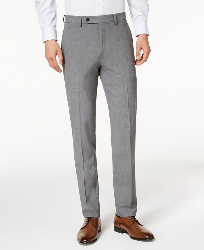 Calvin Klein - Men's Skinny-Fit Infinite Stretch Dress Pants