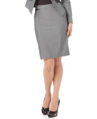 Rampage Skirt, Pencil Suit