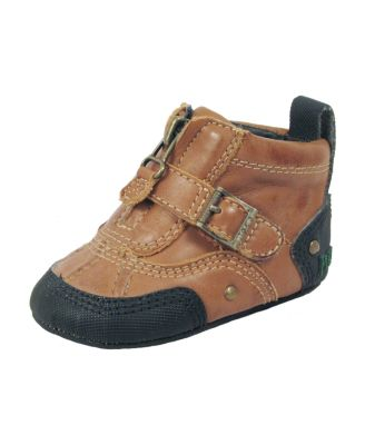 Ralph Lauren Baby Shoe,  Baby Boys Tyrek Zip High Rugged Boot