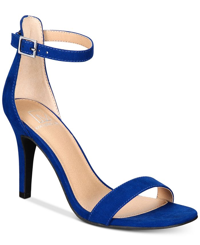 Material Girl - Blaire Two-Piece Dress Sandals
