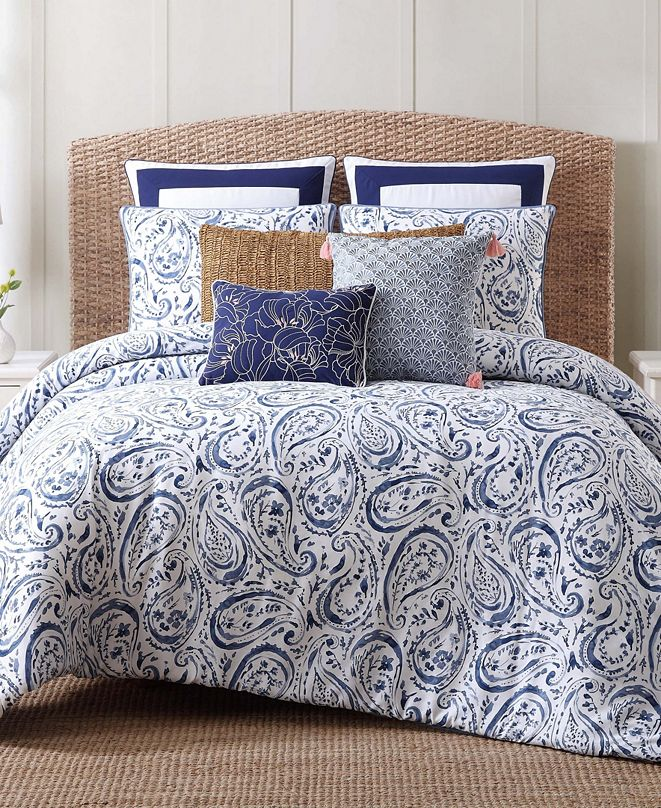 Oceanfront Resort Indienne Paisley Twin XL Comforter Set