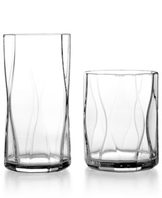 Bormioli Rocco Glassware, Set of 4 Nettuno Highball Glasses