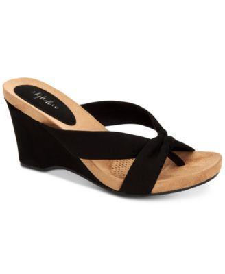 Style \u0026 Co Chickaa Wedge Sandals