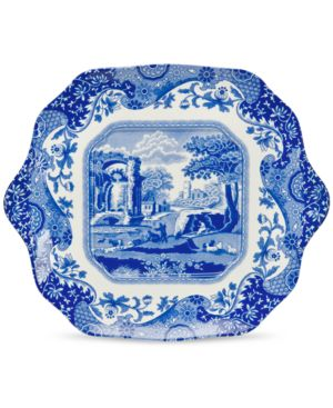 Spode Dinnerware, Blue Italian English Bread and Butter Plate 603920