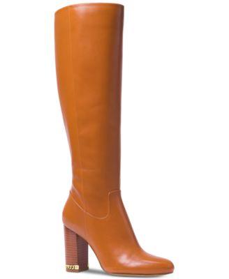 Michael Kors Walker Tall Boots