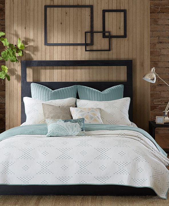 INK+IVY Pacific 3-Pc. Full/Queen Coverlet Mini Set