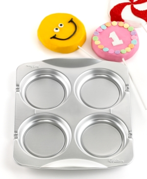 Wilton Cookie Pop Pan, 4 Cavity