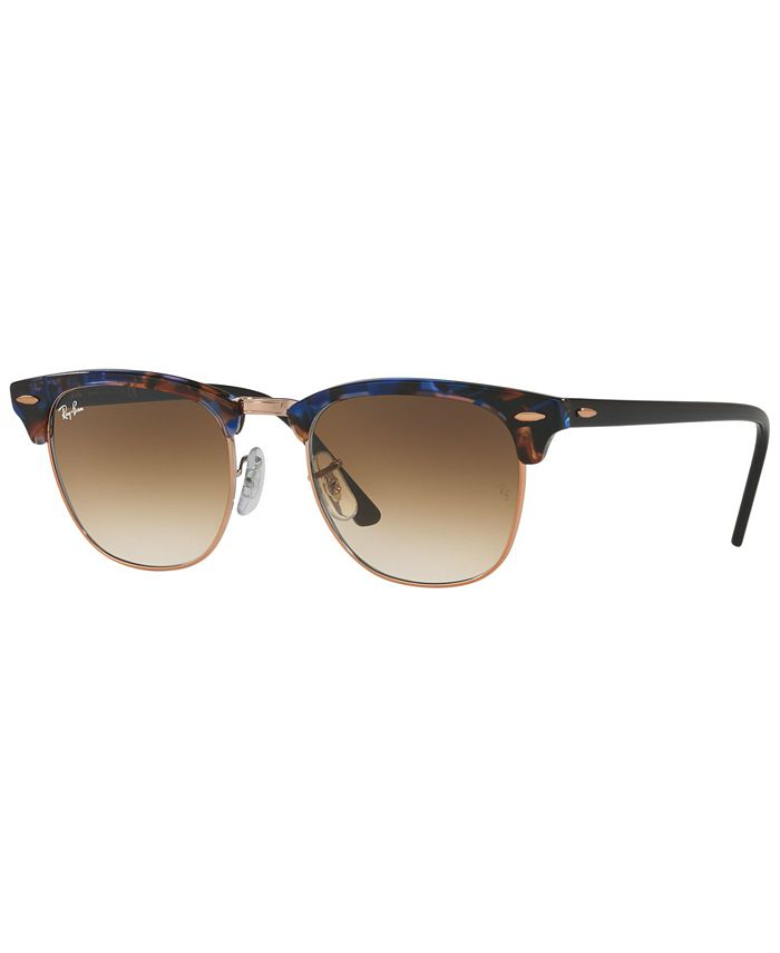 Ray-Ban - Sunglasses, RB3016 51 CLUBMASTER