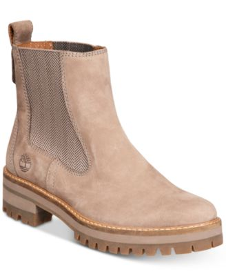 Courmayeur Valley Chelsea Leather Boots