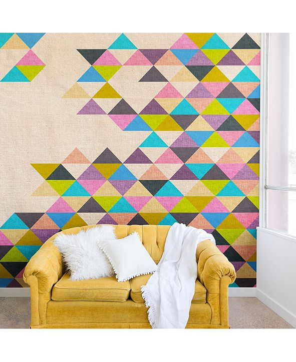Deny Designs Bianca Green Completely Incomplete 8'x8' Wall Mural