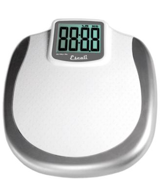 Escali Extra Large Display Digital Scale
