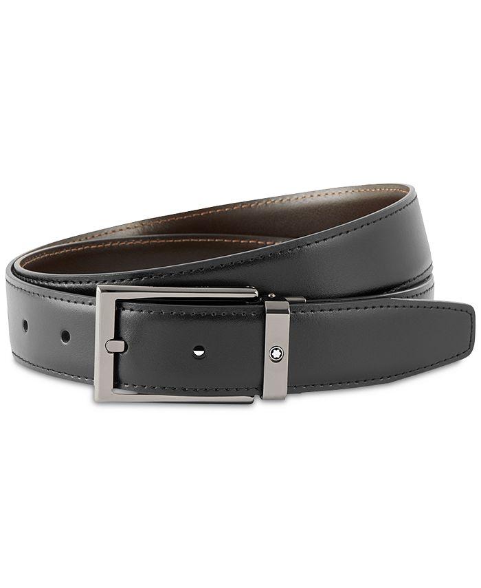 Montblanc - Men's Reversible Leather Belt