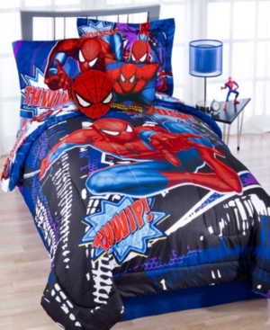 Spiderman Full Sheet Set Bedding